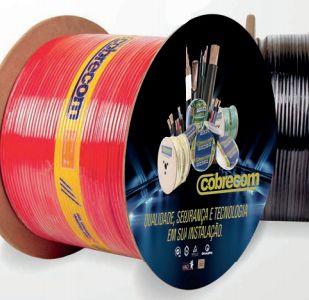 Cabo Flexível 25,0mm2  1KV - Metro - Cobrecom
