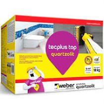 Weber tecplus top quartzolit (Cx 18kg)