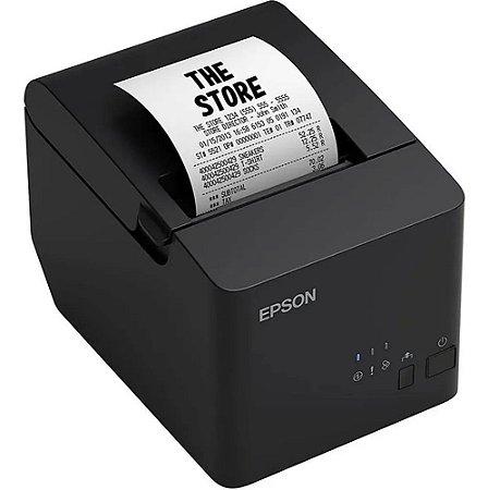 Impressora Não Fiscal Térmica Tm-t20x Epson Serial Usb