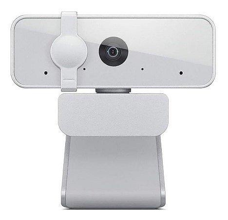 Webcam Full Hd Lenovo 300 Com Microfone 1080p 30 Fps
