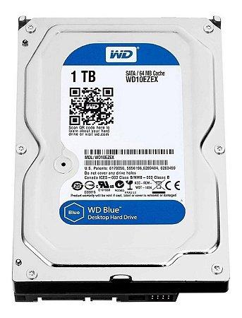 Hd Desktop 1tb Western Digital 7200rpm Wd10ezex