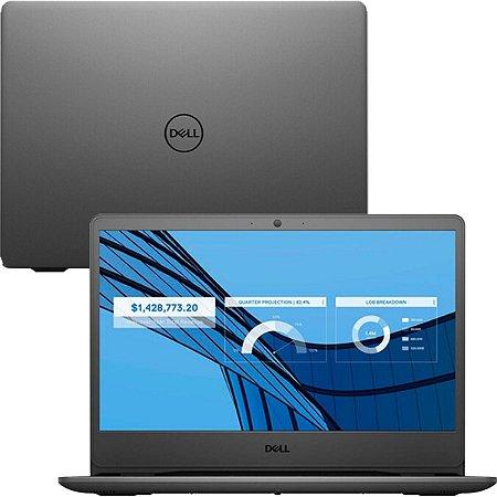 Notebook Dell Vostro 14 Intel I5 8gb Ssd 256gb Win10 Preto