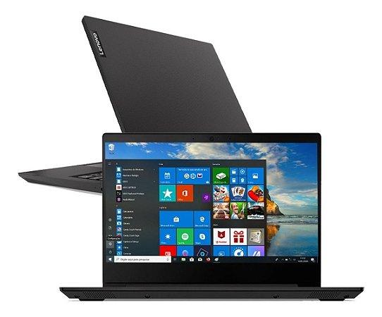 Notebook Lenovo Bs145 Intel I3-1005g1 4gb 500gb 15.6 W10 Pro