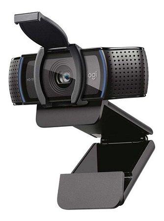 Webcam Logitech C920s Hd Pro Full Hd