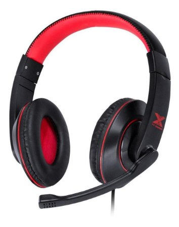 Headset Gamer Vx Gaming V Blade Ii Usb Com Microfone Retrat