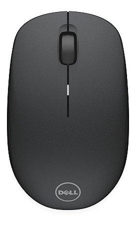Mouse Wireless Dell Wm126 Preto Original