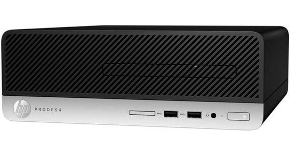 Desktop Hp Prodesk 600 G4 Pentium, 8gb, 500gb, Win 10 Pro