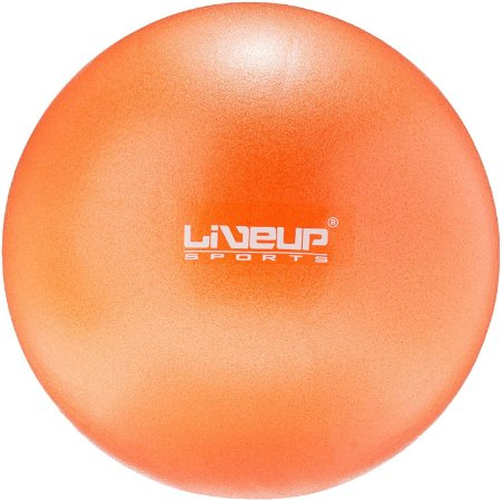 Mini Ball Fitness Musculação Exercícios OverBall 25cm LiveUp