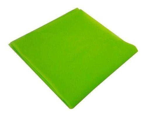 Faixa Elástica Média Verde - 1,20m 1Fit