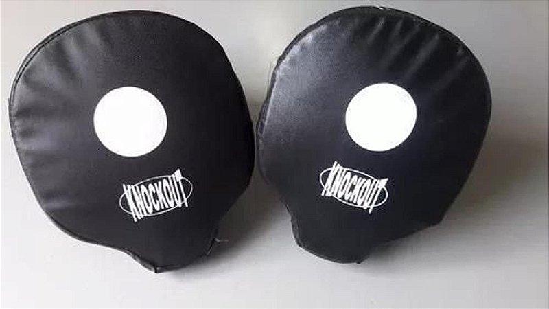 Aparador De Soco Par Luta Muay Thai MMA Knockout