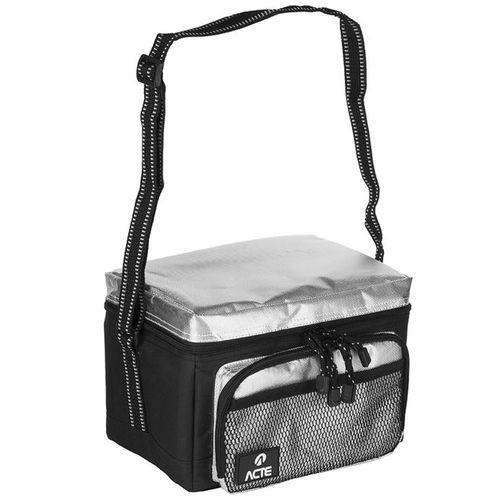 Bolsa Térmica Lunch Box Bolso frontal e Alça Ajustável A46 Acte