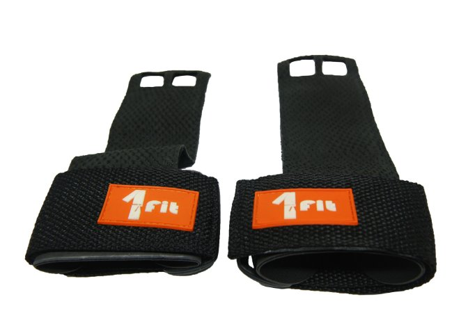 Luva Grip Para Barras Crossfit 2 furos 1 Fit