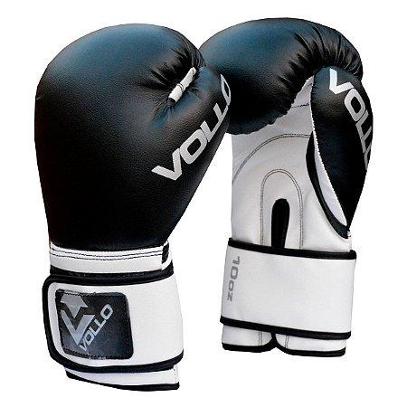 Luva De Boxe E Muay Thai Basic Vollo