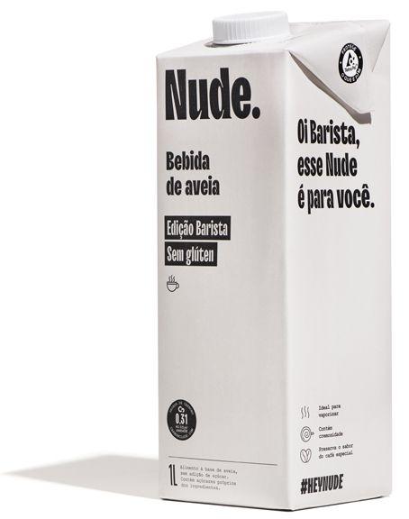 BEBIDA DE AVEIA NUDE BARISTA 1L