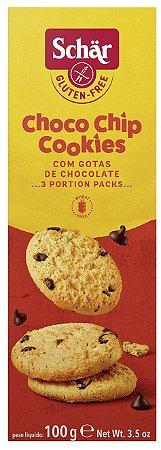 CHOCO CHIP COOKIE SCHAR 100G