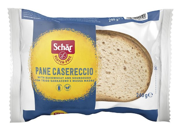 PANE CASERECCIO SCHAR 240G