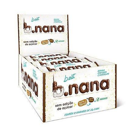 B.NANA COCO COM CHOCOLATE B.EAT 12x30g