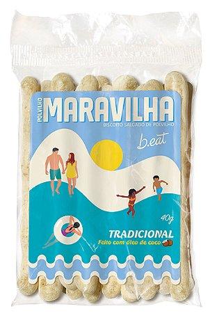 POLVILHO MARAVILHA B.EAT TRADICIONAL 40g