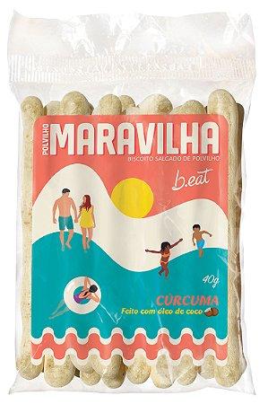 POLVILHO MARAVILHA B.EAT CURCUMA 40g