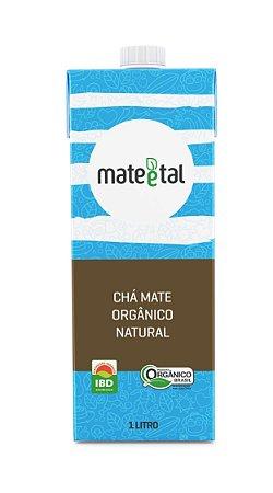 CHA MATE ORGANICO NATURAL 1L MATE E TAL