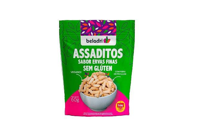 ASSADITOS ERVAS FINAS 60G