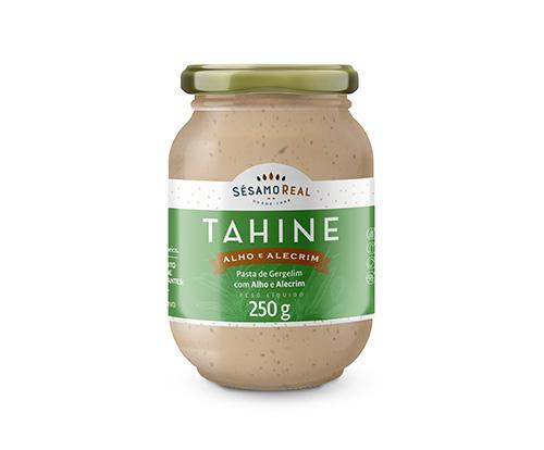 TAHINE ALHO E ALECRIM 250g