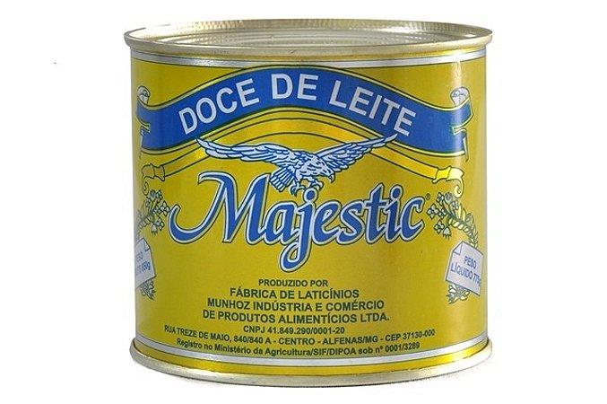 DOCE DE LEITE MAJESTIC 800G