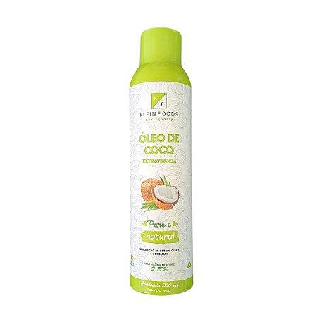 OLEO DE COCO EXTRAVIRGEM SPRAY 200ml