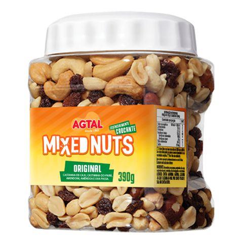 MIXED NUTS ORIGINAL 390g