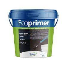 PRIMER P/COLAGEM MANTA ASFALTICA 3,6L - ECOPRIMER