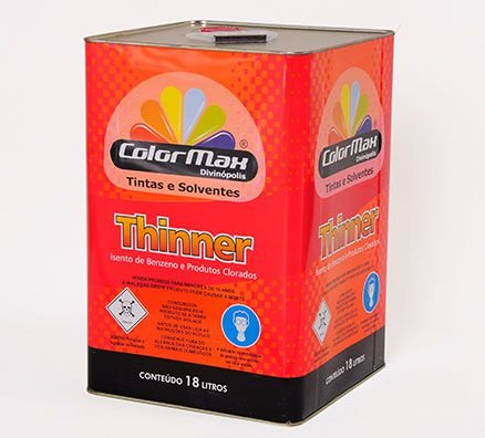 THINNER 18L - 3000 - COLORMAX