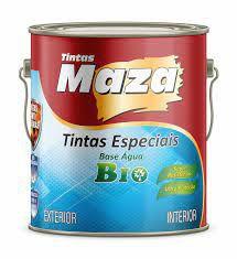 TINTA AZULEJO 3,6L BRANCO - MAZA