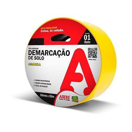 FITA DEMARCACAO SOLO 50X15 - ADERE