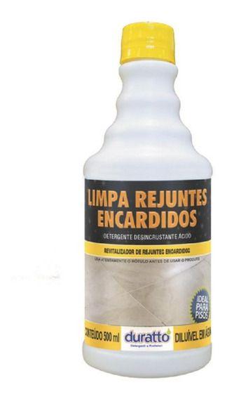 LIMPA REJUNTES ENCARDIDOS 0,5L - SUPER CONCENTRADO - DURATTO