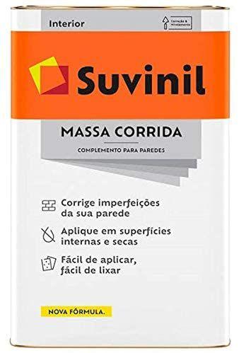 MASSA CORRIDA PVA - SUVINIL