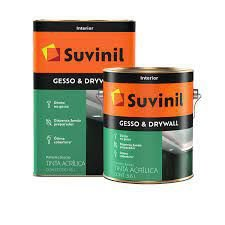 TINTA GESSO - GESSO & DRYWALL - SUVINIL