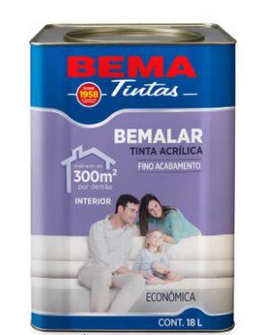 TINTA ACRÍLICA VINIL CERAMICA - BEMALAR