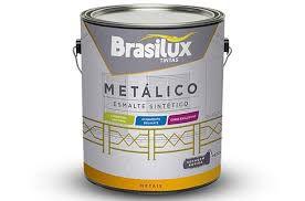 ESMALTE METALIZADO - BRASILUX