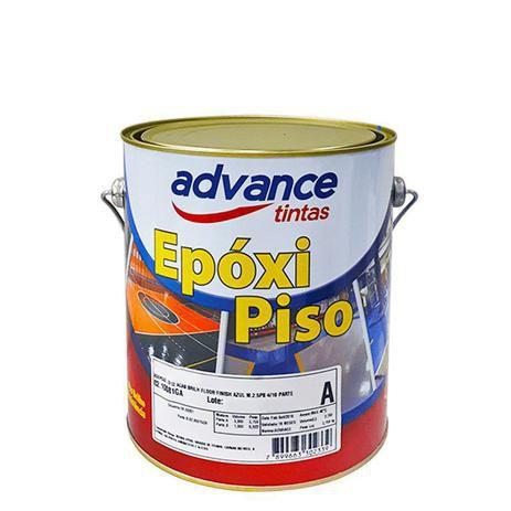 Tinta Epóxi Adepoxi 2012 Cinza Parte A 3,6L - Advance