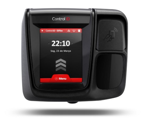 Controle de Acesso iDFlex Pro RFID 125KHz Online