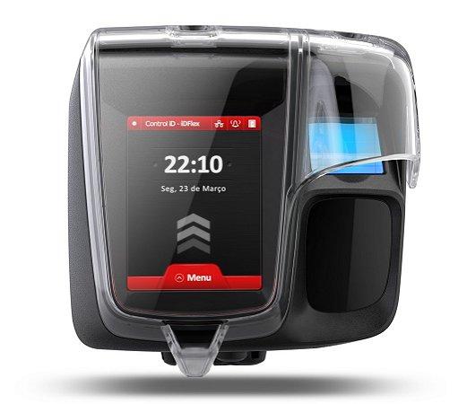 Controle de Acesso iDFlex IP65 Bio RFID 125KHz Online