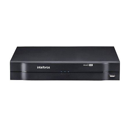 DVR 4 Canais 720p 30fps MHDX 1104