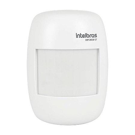 Sensor Infravermelho Alarme IVP 2000 SF