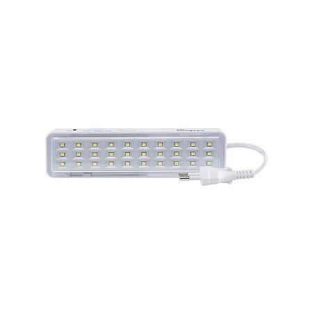 Luminária Emergência Lea 30