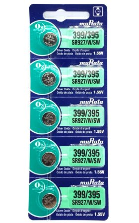 BATERIA MURATA 399/395 SR927 1.5v