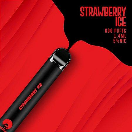 Pod descartável Puff Mamma - Fix - 600 Puffs - Strawberry Ice