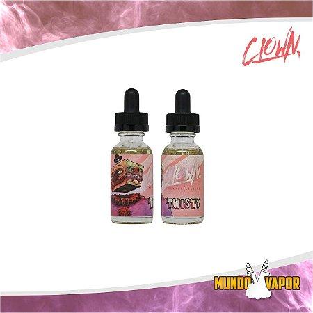 Liquido  para cigarro eletronico - Clown® - Twisty