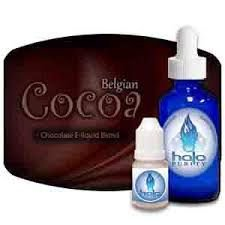 Liquido Halo - Belgian Cocoa (Chocolate Blend)