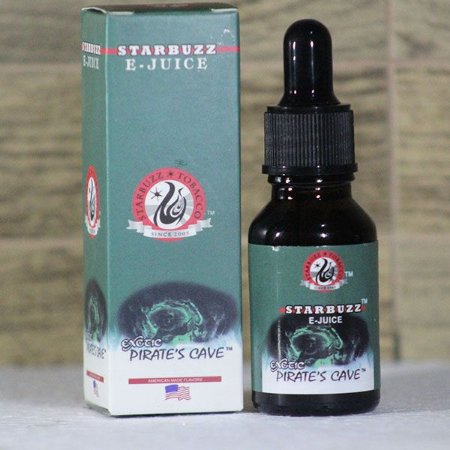 Líquido Starbuzz E-Juice - Exotic Pirate's Cave