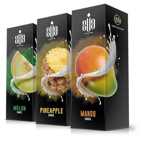 Liquido SUA Vapors - Pineapple (Abacaxi)